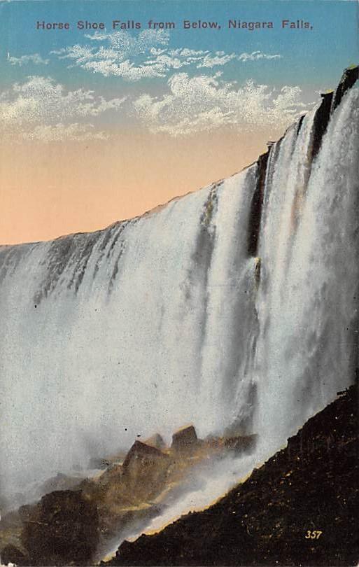 sub056247 - Niagara Falls Post Card