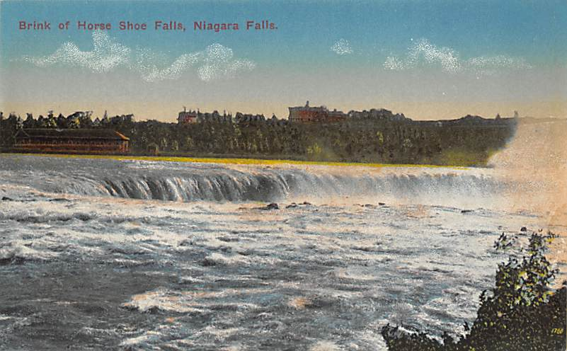 sub056249 - Niagara Falls Post Card