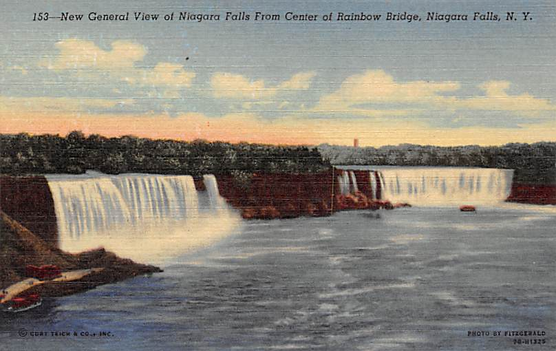 sub056251 - Niagara Falls Post Card