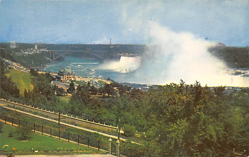 sub056253 - Niagara Falls Post Card