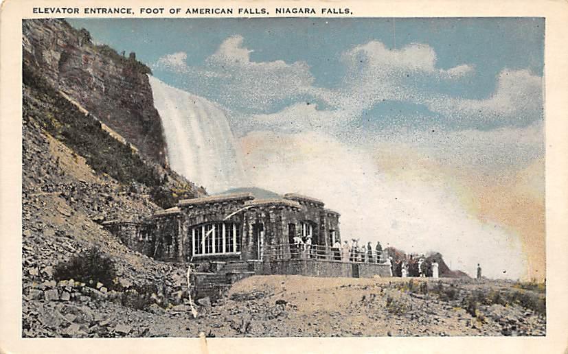 sub056259 - Niagara Falls Post Card