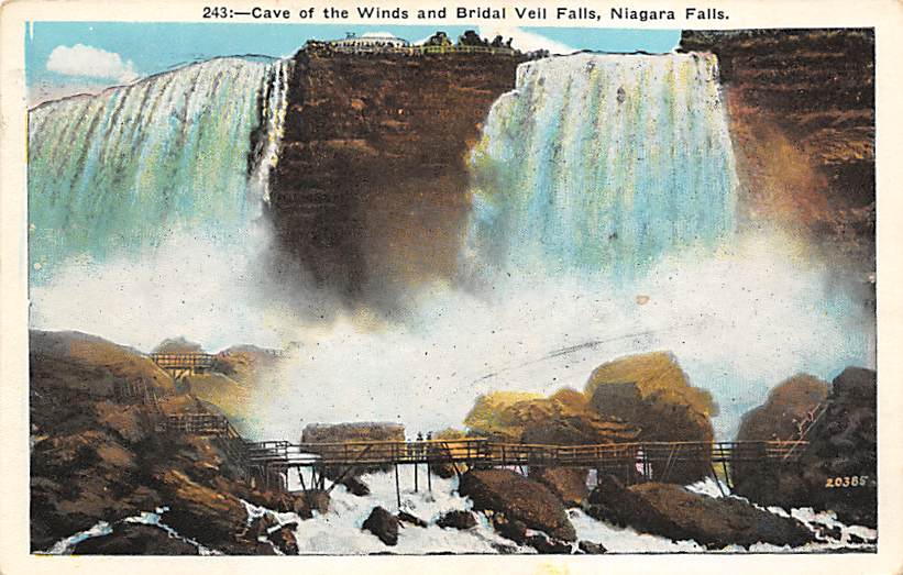 sub056267 - Niagara Falls Post Card