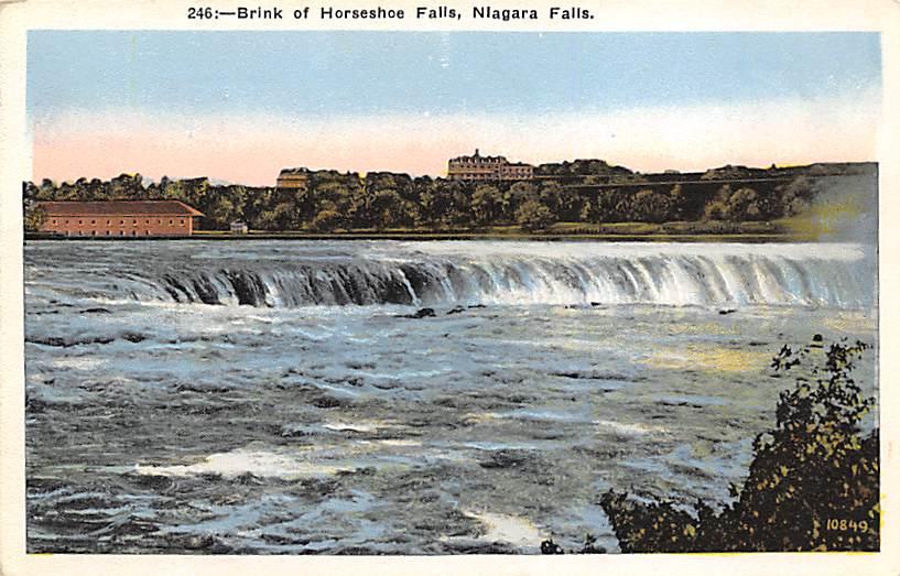 sub056269 - Niagara Falls Post Card