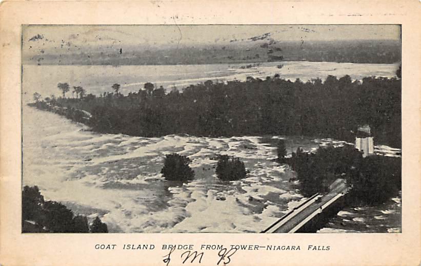 sub056271 - Niagara Falls Post Card