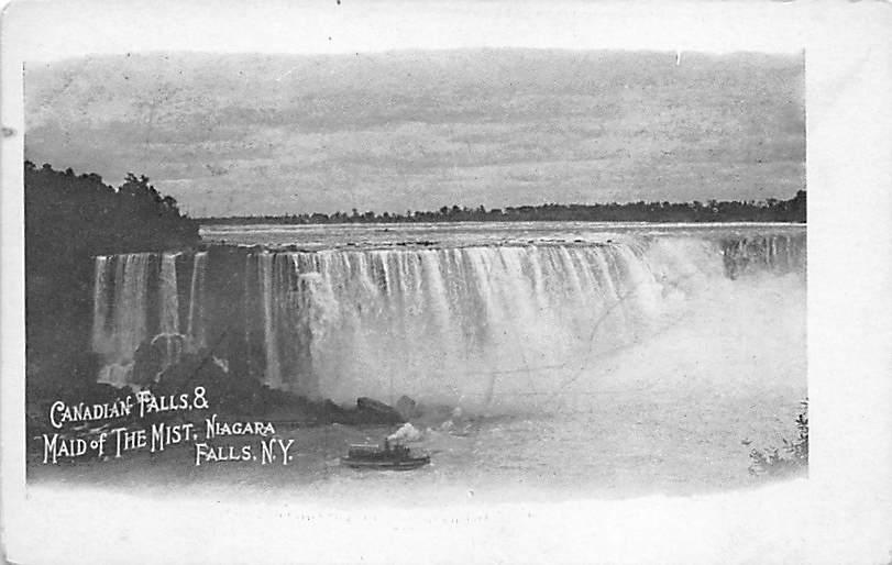 sub056273 - Niagara Falls Post Card