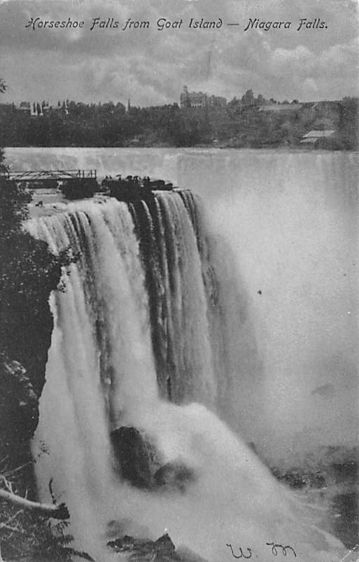 sub056275 - Niagara Falls Post Card