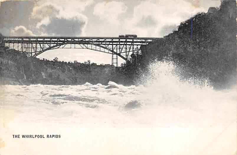 sub056277 - Niagara Falls Post Card