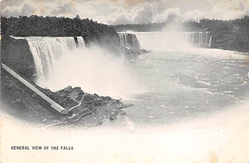 sub056279 - Niagara Falls Post Card