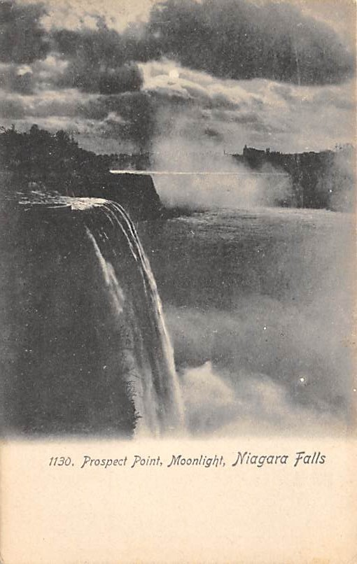 sub056283 - Niagara Falls Post Card
