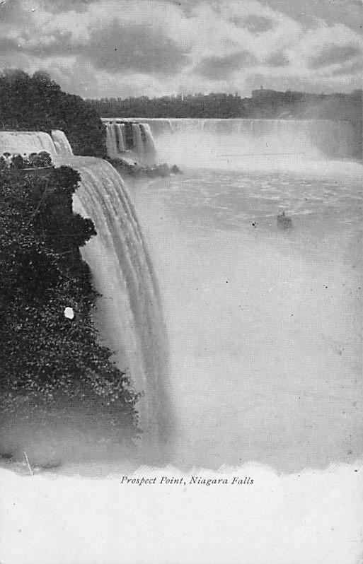 sub056285 - Niagara Falls Post Card