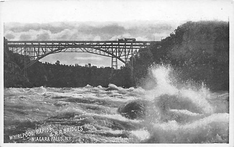 sub056287 - Niagara Falls Post Card