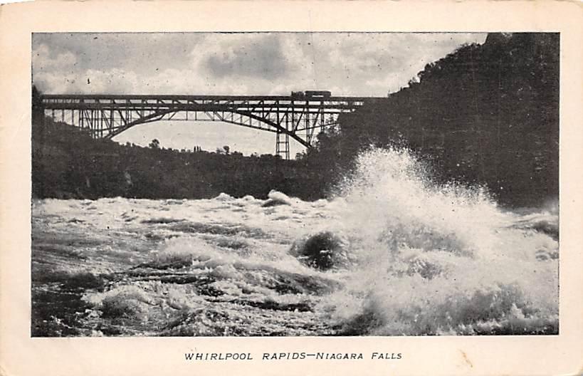sub056289 - Niagara Falls Post Card