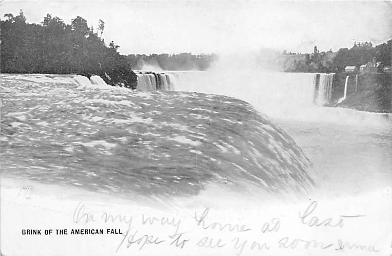 sub056291 - Niagara Falls Post Card