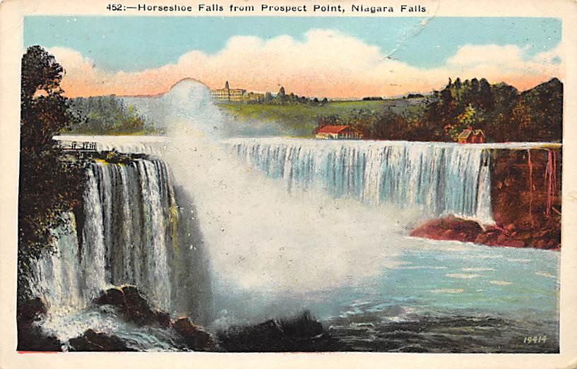 sub056293 - Niagara Falls Post Card