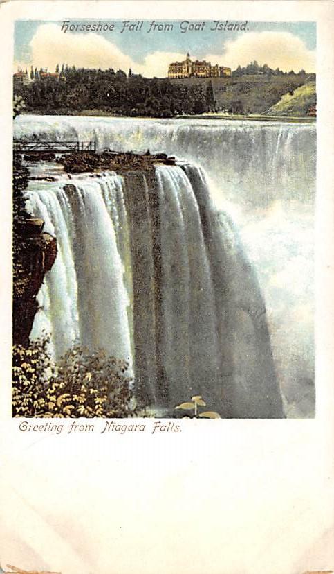 sub056295 - Niagara Falls Post Card