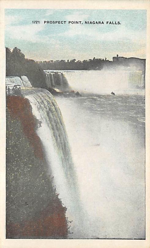 sub056297 - Niagara Falls Post Card