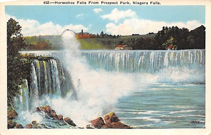 sub056299 - Niagara Falls Post Card