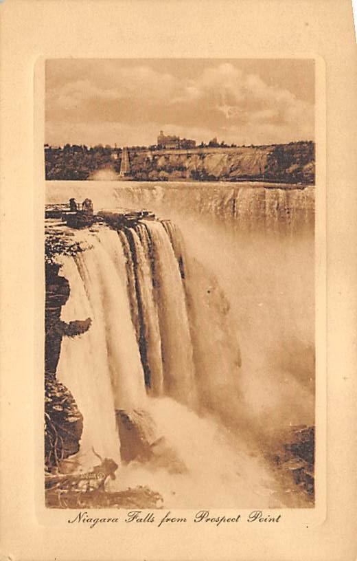 sub056301 - Niagara Falls Post Card