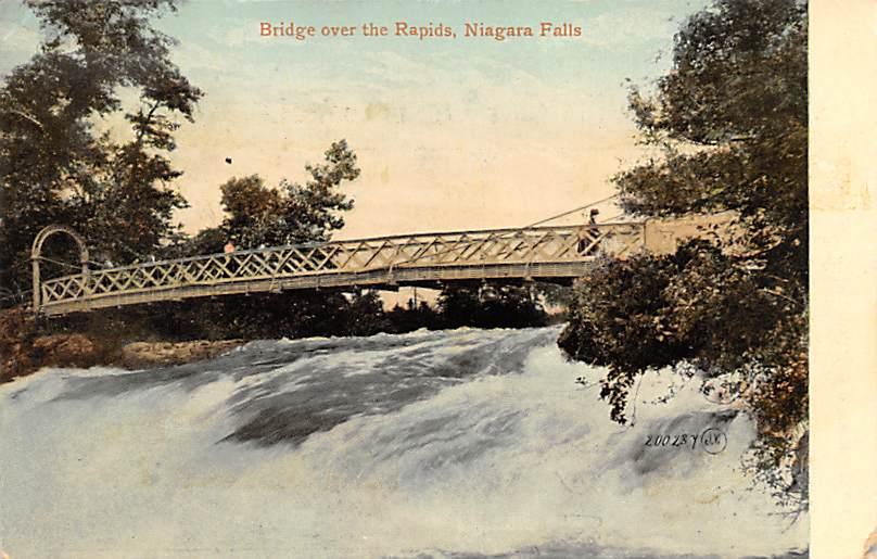sub056305 - Niagara Falls Post Card