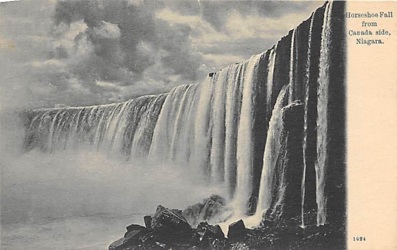 sub056307 - Niagara Falls Post Card