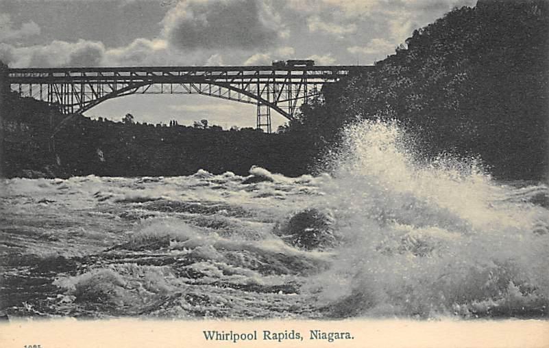 sub056311 - Niagara Falls Post Card