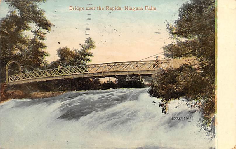 sub056313 - Niagara Falls Post Card