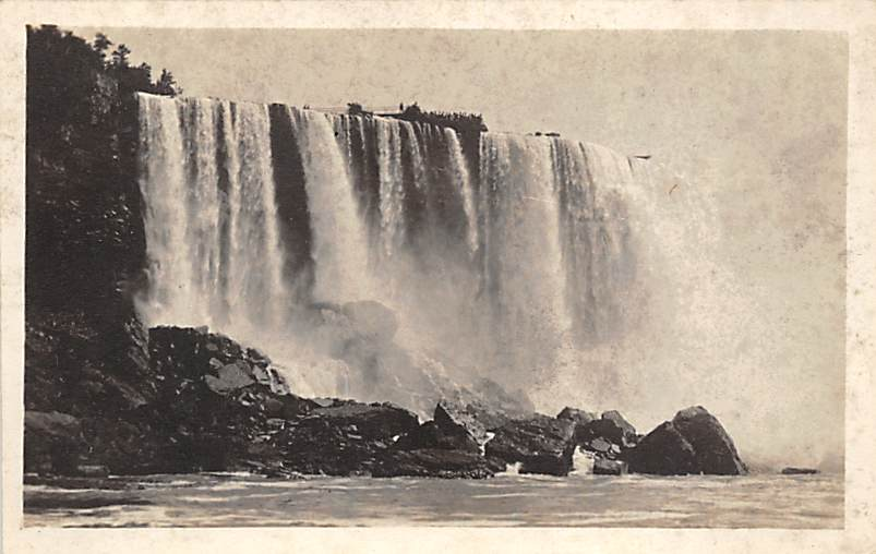 sub056315 - Niagara Falls Post Card