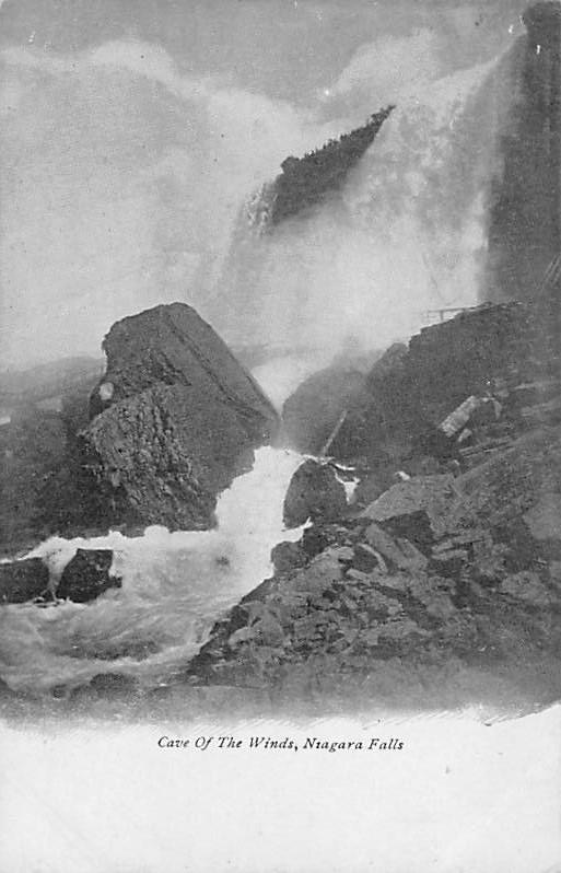 sub056321 - Niagara Falls Post Card