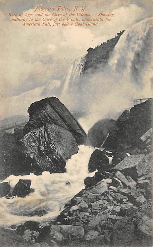 sub056323 - Niagara Falls Post Card