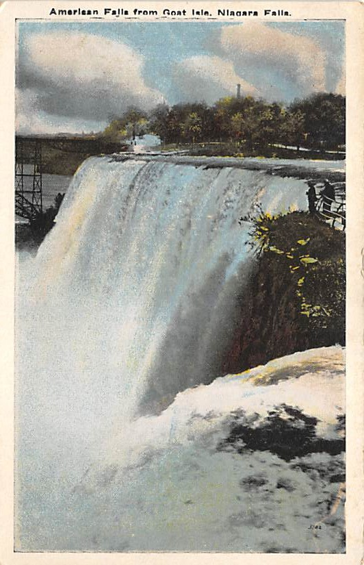 sub056329 - Niagara Falls Post Card