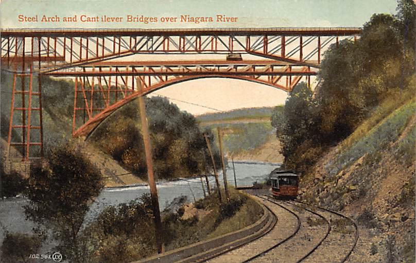 sub056333 - Niagara Falls Post Card