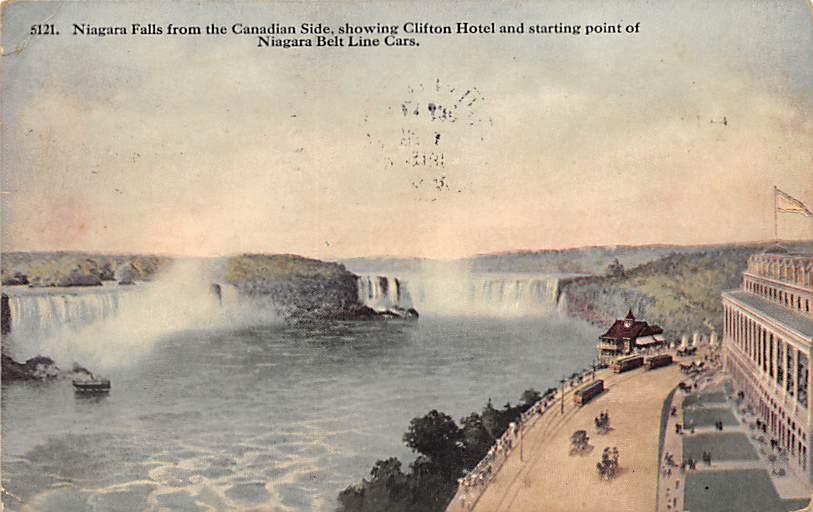 sub056335 - Niagara Falls Post Card