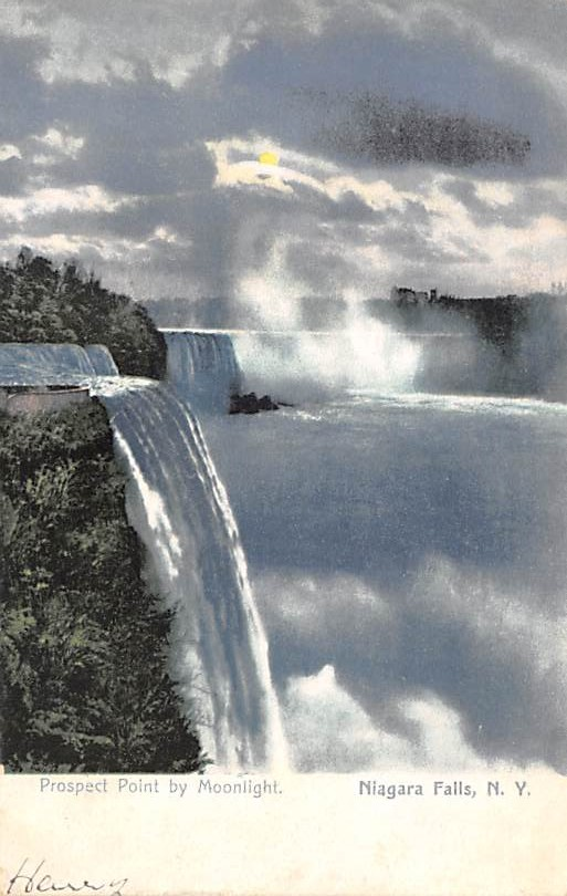 sub056339 - Niagara Falls Post Card