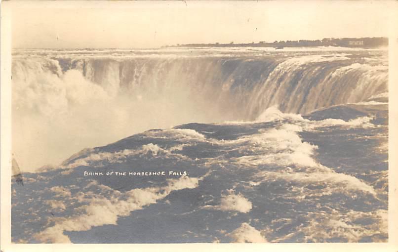 sub056347 - Niagara Falls Post Card