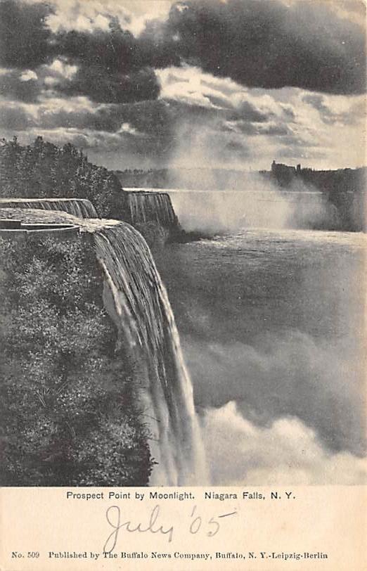sub056353 - Niagara Falls Post Card