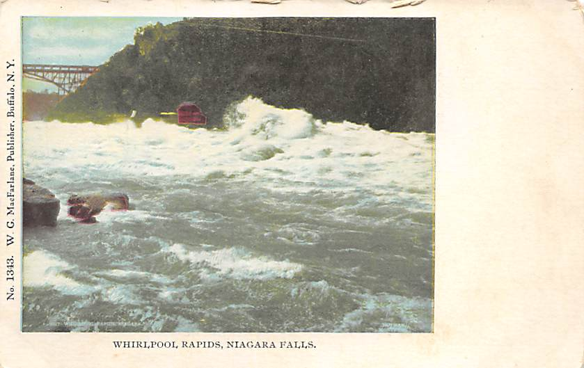 sub056355 - Niagara Falls Post Card