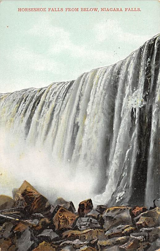 sub056357 - Niagara Falls Post Card