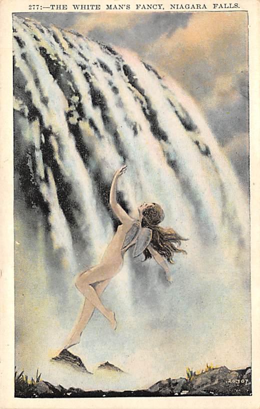sub056359 - Niagara Falls Post Card