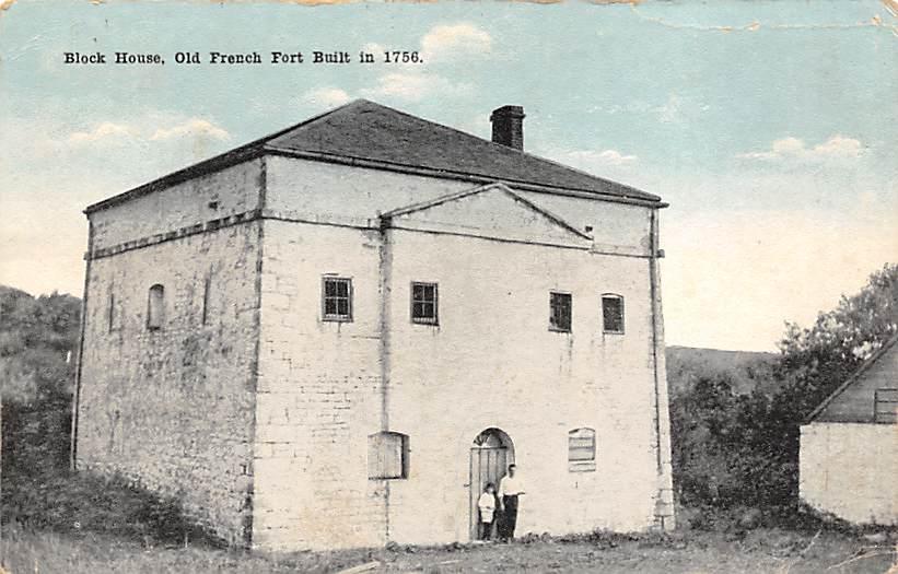 sub056361 - Niagara Falls Post Card