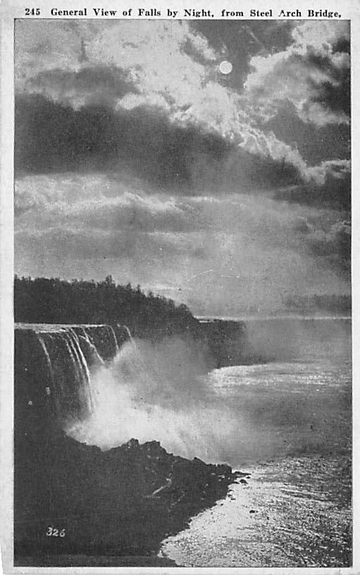 sub056369 - Niagara Falls Post Card