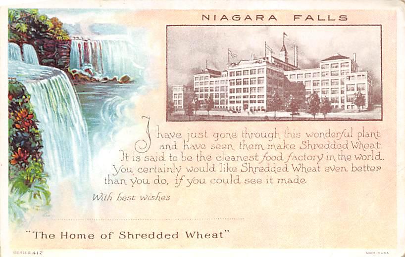sub056371 - Niagara Falls Post Card