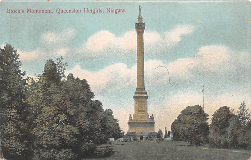 sub056379 - Niagara Falls Post Card