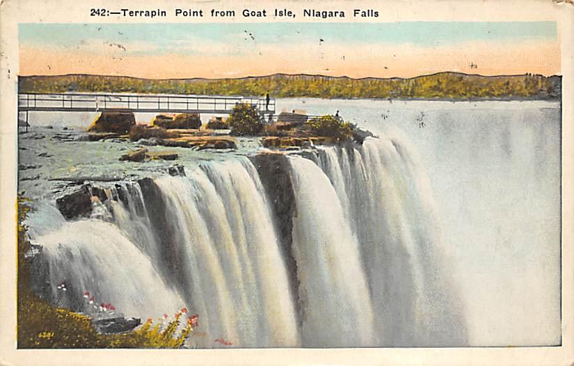 sub056381 - Niagara Falls Post Card