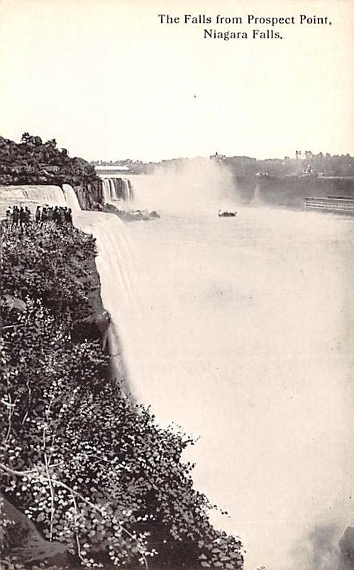 sub056383 - Niagara Falls Post Card