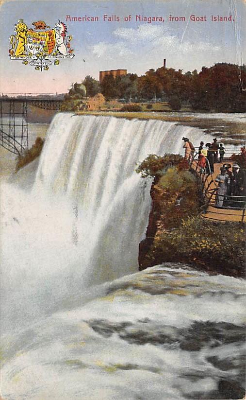 sub056387 - Niagara Falls Post Card