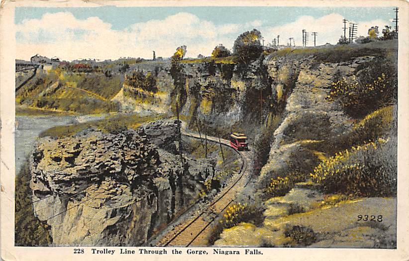 sub056389 - Niagara Falls Post Card