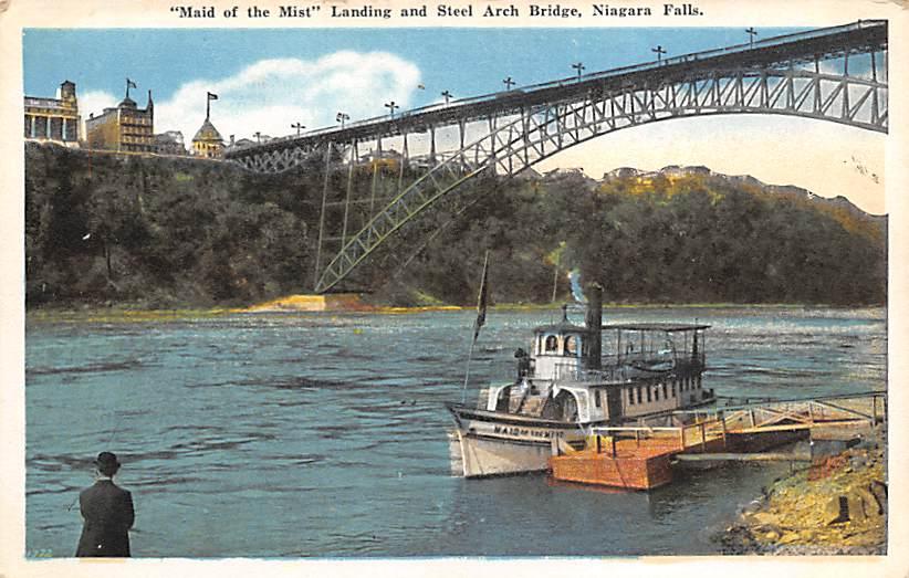 sub056399 - Niagara Falls Post Card