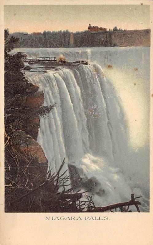 sub056413 - Niagara Falls Post Card