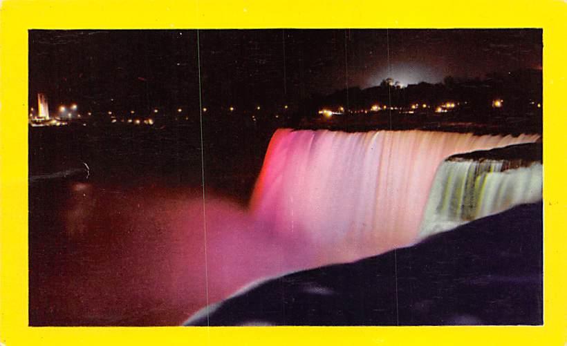 sub056417 - Niagara Falls Post Card