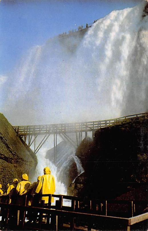 sub056419 - Niagara Falls Post Card